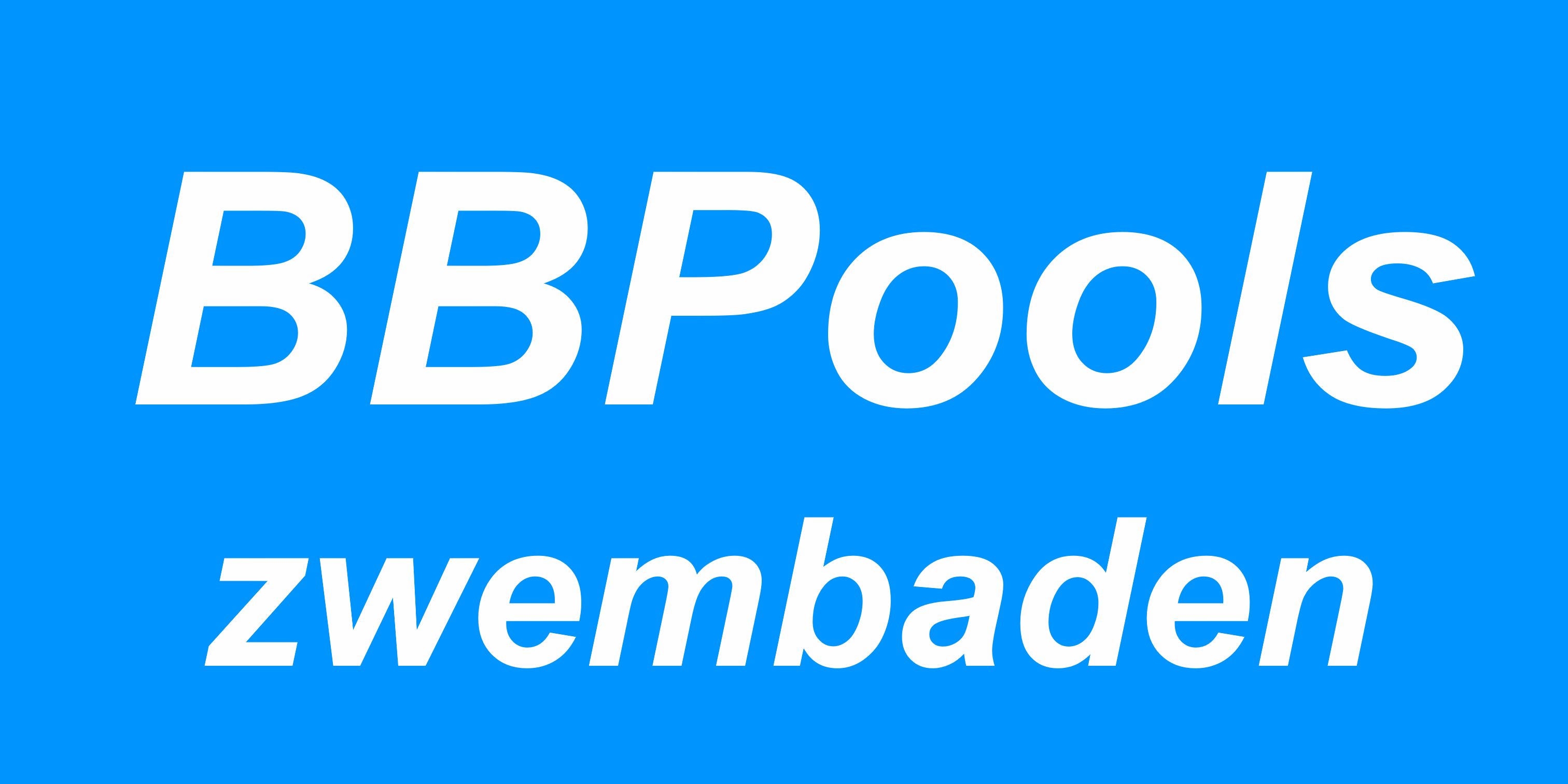 BB POOLS