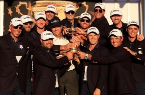 US wint Ryder Cup